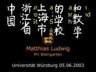 Schule und Mathematik in China