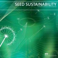 SEED SuStainability - Mathias Zimmermann | Text + Konzept | Zürich