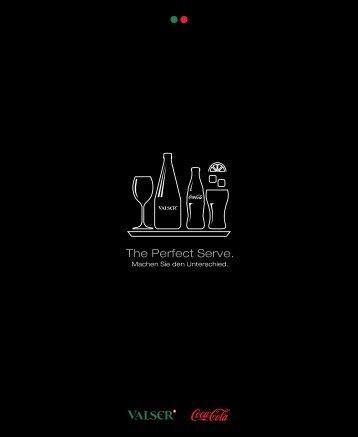 The Perfect Serve. - Mathias Zimmermann | Text + Konzept | Zürich