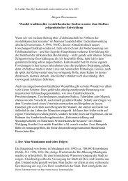 Matrei 99 - Kulturwandel - Matreier Gespräche