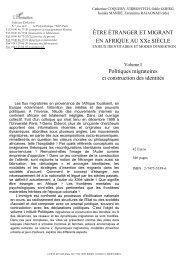 LHARMATTAN Etranger-migrant.pdf - Matrix