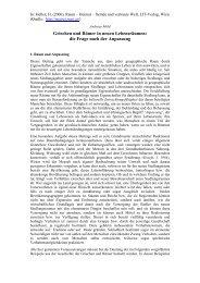 Andreas Mehl - Matreier Gespräche