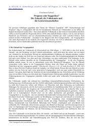 Friedemann Schmoll - Matreier Gespräche