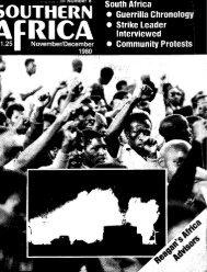 south africa - KORA