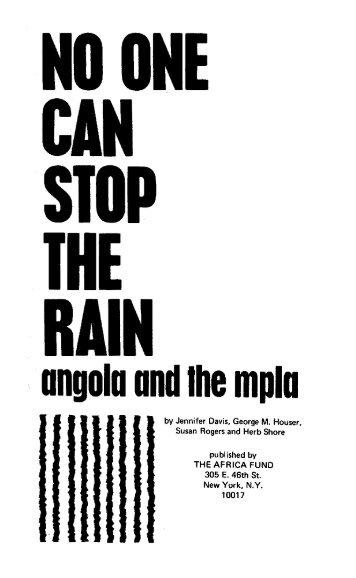 angolu and the mpla - KORA