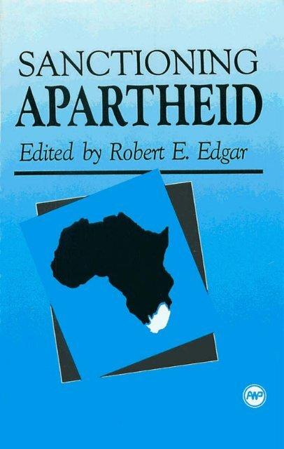 Sanctioning Apartheid - KORA