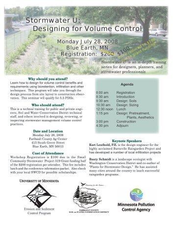 Hamilton county Stormwater Design Manual