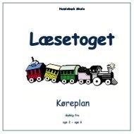 Læsetoget 0.-3.årgang - Humlebæk Skole