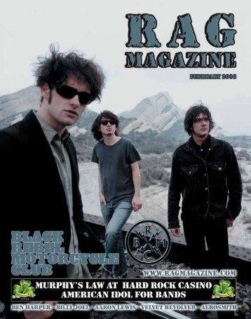 Ad - murphys law - RAG Magazine