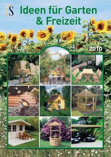 Ideen für Garten & Freizeit Ideen für Garten & Freizeit 2010
