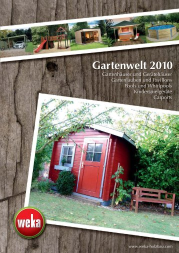 Gartenwelt 2010 - maydieholz.info