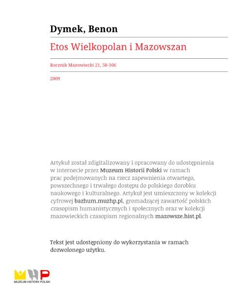 Untitled Mazowieckie Czasopisma Regionalne