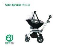 Orbit Baby Infant System Manual