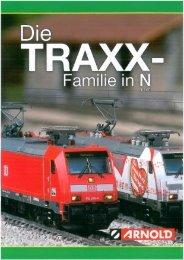 Die Traxx-Famlie in Spur N