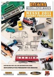 MESSE 2011 - Brekina
