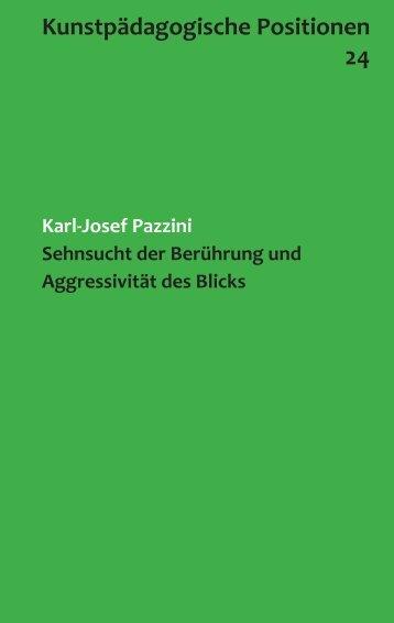 Kunstpädagogische Positionen 24 - mbr - Universität zu Köln