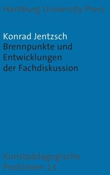 Brennpunkte und Entwicklungen der Fachdiskussion - Hamburg ...