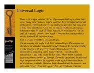 Universal Logic - Mbph.de