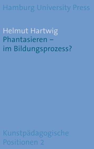 Phantasieren – im Bildungsprozess? - Hamburg University Press ...