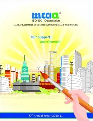 77 - Mahratta Chamber of Commerce Industries & Agriculture Pune