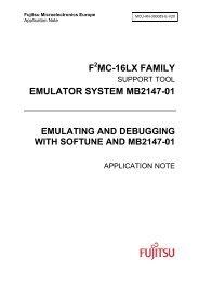 LwIP over Ethernet on FM3 (AN706-00056) - Fujitsu