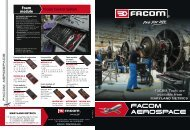 FACOM AEROSPACE - Maryland Metrics