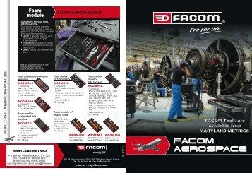 FACOM AEROSPACE - Maryland Metrics