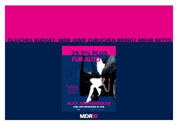 Französisches Fabrikat - MDR JUMP-News