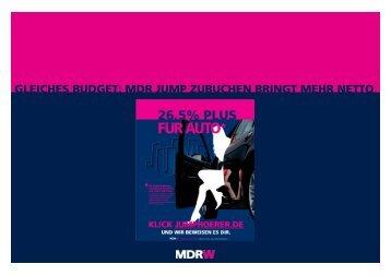 Deutsches Fabrikat - MDR JUMP-News