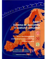 Schema de Dezvoltare a Spatiului Comunitar - Infocooperare