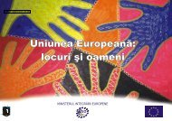 Uniunea Europeana - Locuri si oameni