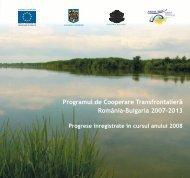 Brosura - Ministerul Dezvoltării Regionale şi Turismului