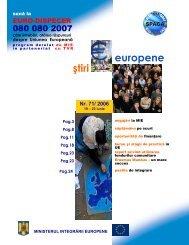 Numarul 71 / 2006 - Ministerul Dezvoltării Regionale şi Turismului