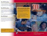 TEF - Michigan Education Association