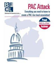 PAC Attack - Michigan Education Association