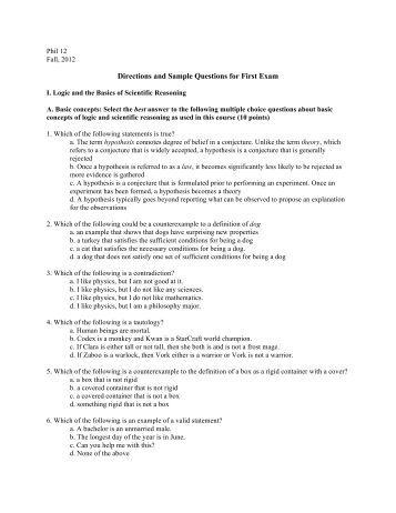 Practice mid term College paper Sample