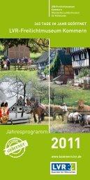 Jahresprogramm 2011 - Stadt Mechernich