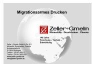 Migrationsarmes Drucken