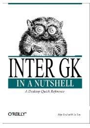 InterGK in a Nutshell-2006-03-14b - Medical Physics