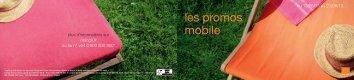 les promos mobile - Orange
