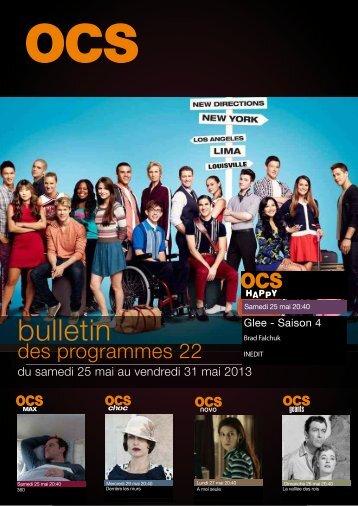 bulletin - Orange