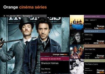 Sherlock Holmes - Orange