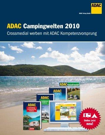 ADAC Campingwelten 2010 - ADAC Verlag