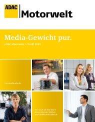 Das neue ADAC Motorwelt-Objektprofil zum ... - ADAC Verlag