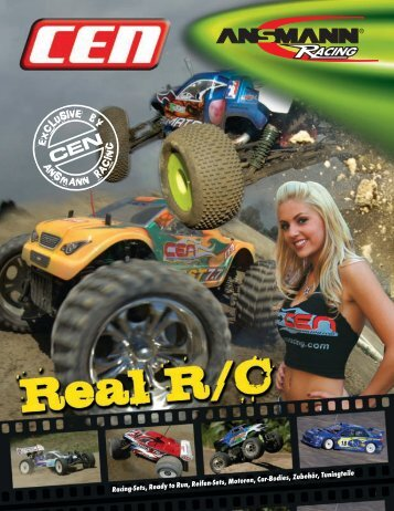 Racing-Sets, Ready to Run, Reifen-Sets, Motoren, Car-Bodies ...
