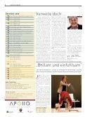 Apollo-Zeitung 12/2009 - APOLLO-Theater Siegen - Seite 2