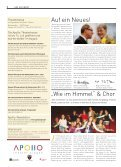 Die Apollo-Abo-Zeitung - APOLLO-Theater Siegen - Seite 2