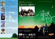 CHUPACABRAS - APOLLO-Theater Siegen