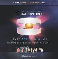 new Dental Explorer 3D - dentalexplorer.com