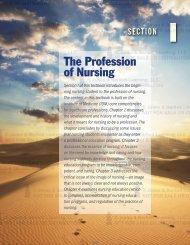 The Profession of Nursing - Jones & Bartlett Learning